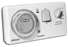 Grasslin Ecosave Timeclock