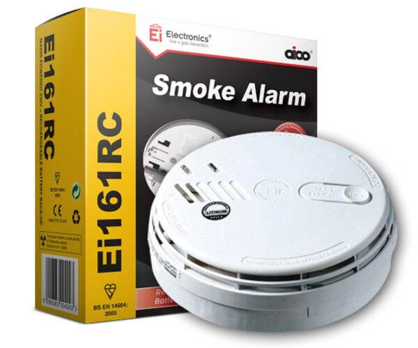 EI161RC ION Mains Smoke Detector
