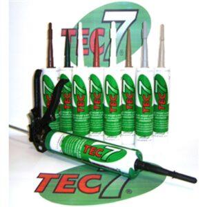 TEC 7 Tube Sealer Adhesive Grey