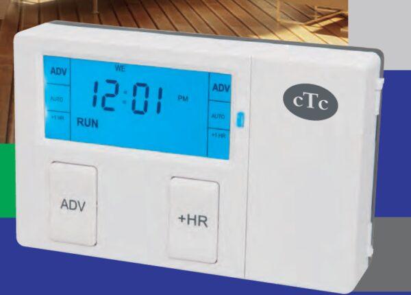 CTC 1 Channel Digital Time Clock