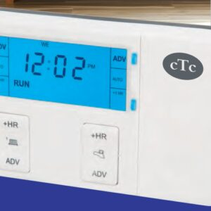 CTC 2 Channel Digital Time Clock