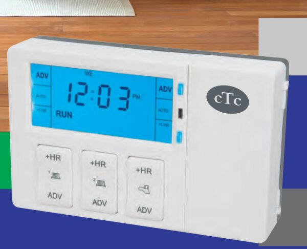 CTC Digital 3 Channel Programmer