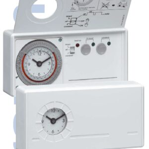 Flash 24H 6amp Clock boost/advance