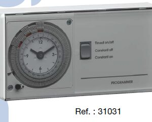 Flash 24H 6amp Clock Programme