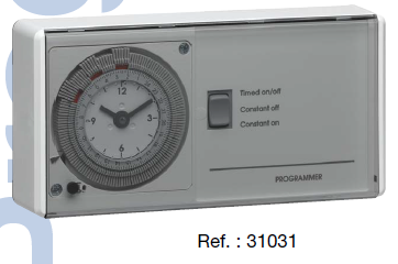 Flash 24H 6amp Clock Programme