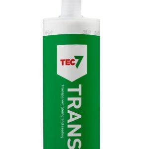 TEC 7 Tube Sealer Adhesive Clear