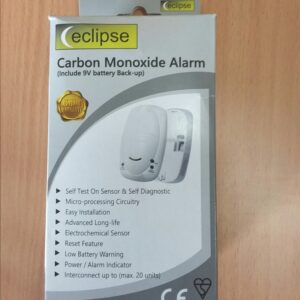 Carbon Monoxide Detector Mains Operated