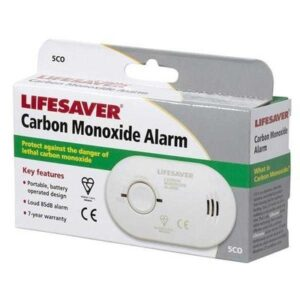 Kidde Carbon Monoxide Detector Battery