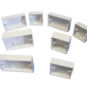 32mm PVC Twin Box