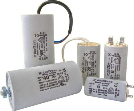 8uf Capacitor Run Type