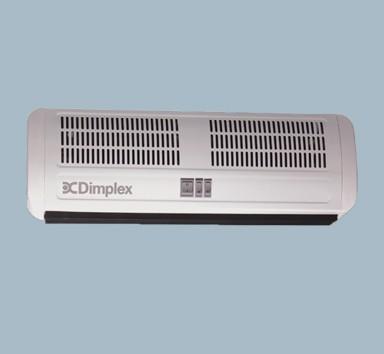 4.5kw Warm Air Curtain Heater