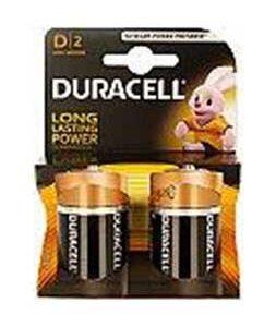 Duracell Batteries D Type