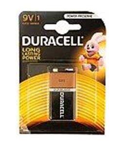 Duracell Battery Procell 9V