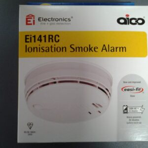 Ei141RC Ionisation Smoke Alarm